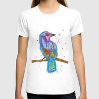 coco T-shirts featuring coco by Laurie Art Gallery