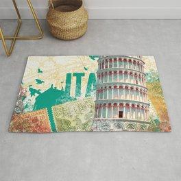 Tower of Pisa Rug