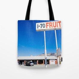 I-70 FRUIT Tote Bag