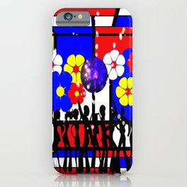 Disco Jive iPhone Case