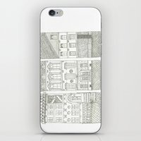 the neighbourhood iPhone & iPod Skins featuring Neighbourhood by Willy Ollero