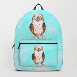 Cute hawk Backpack