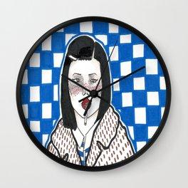 Asian  Margot Tenanbaum Wall Clock