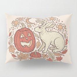 Halloween Friends | Autumn Palette Pillow Sham