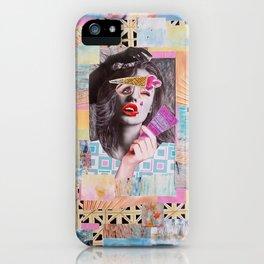 Bellamia iPhone Case