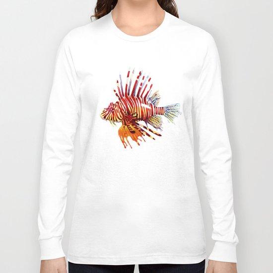 Lionfish Long Sleeve T-shirt