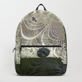 Defying the winds Backpack