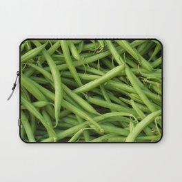 Green Beans Laptop Sleeve