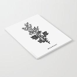 Mugwort Botanical Notebook