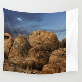 Alabama Hills. Wall Tapestry