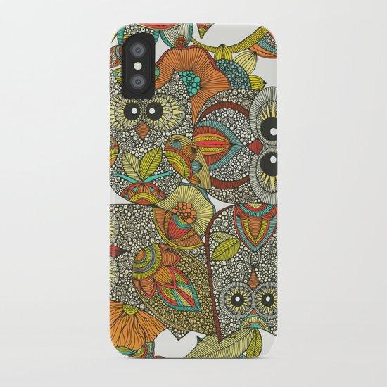 4 Owls iPhone Case