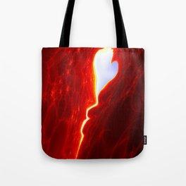 the stolen Heart / das gestohlene Herz Tote Bag