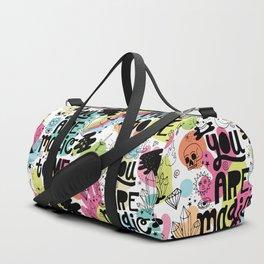 you are magic to me Duffle Bag