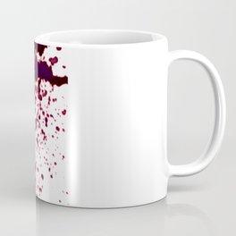 splattering / gravity Coffee Mug
