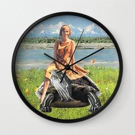 Giddy-up horsey Wall Clock