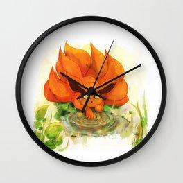 beby kurama Wall Clock