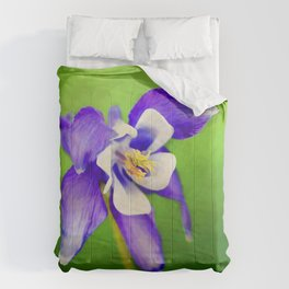 Spring Columbine Comforters