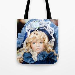 porcelain doll Tote Bag