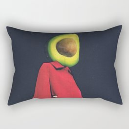 Rootless 2 (avocado) Rectangular Pillow