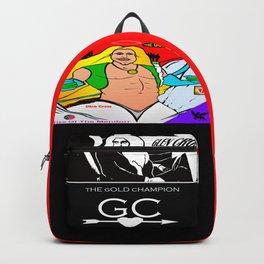 THE GOLD CHAMPION ... Glen Cross Backpack