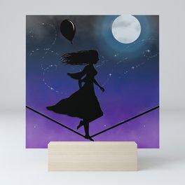 Midnight Journey Mini Art Print