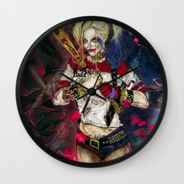 PUDDIN Wall Clock