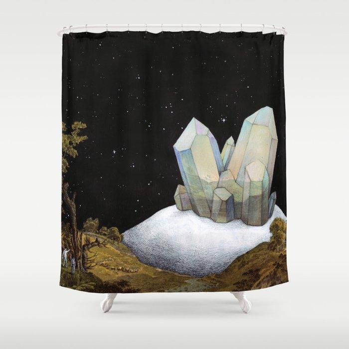 Seak And Find Shower Curtain