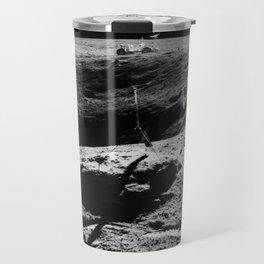 Apollo 16 - Moon Astronaut Crater Travel Mug
