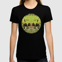 Life On An African Farm - Paintography T-shirt