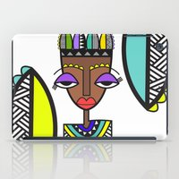 indie iPad Cases featuring Indie by Andrea Silvestri
