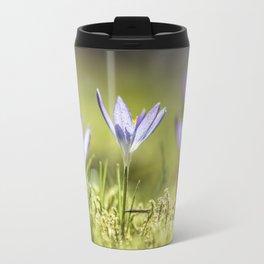 Crocus meadow Travel Mug