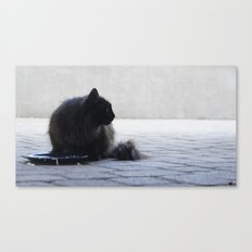 Lucy I Canvas Print