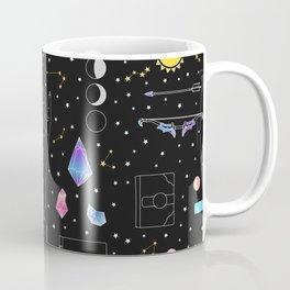 Witch Starter Kit: Astronomy - Illustration Coffee Mug