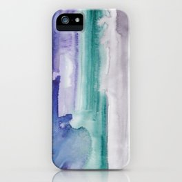 5  | 190907 | Watercolor Abstract Painting iPhone Case