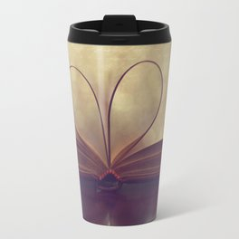 Love of the Book Travel Mug