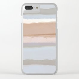 Strips 6A Clear iPhone Case