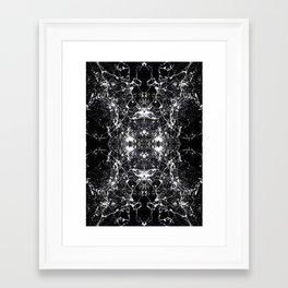 WEBSIMETRY Framed Art Print
