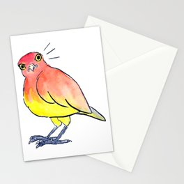 Angery Birb Stationery Cards