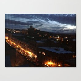 8th Floor Land of Sky View Canvas Print