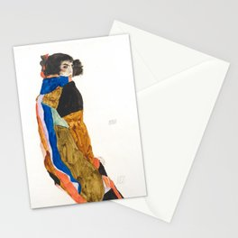 Egon Schiele - Moa, 1911 Stationery Cards