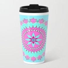 My Mandala Metal Travel Mug