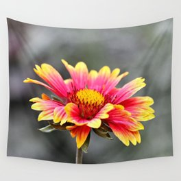 Sun in Bloom Wall Tapestry
