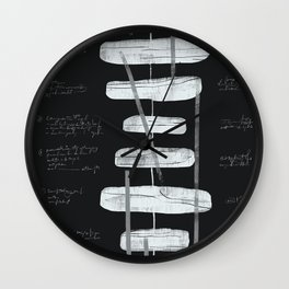 Abstract Composition 23 Wall Clock