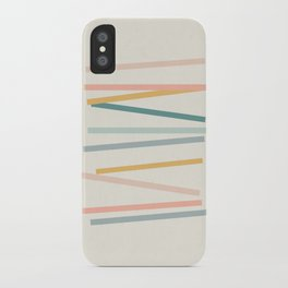 Sticks iPhone Case