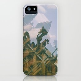 Two Dome Tops iPhone Case