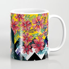 Frida Tropical Coffee Mug