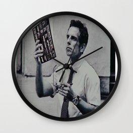 Photo Nº5 Walter Mitty Wall Clock