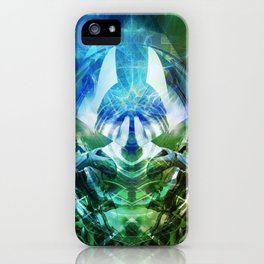Digital Fusion iPhone Case