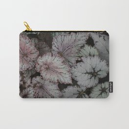 Leaf textures in group Carry-All Pouch