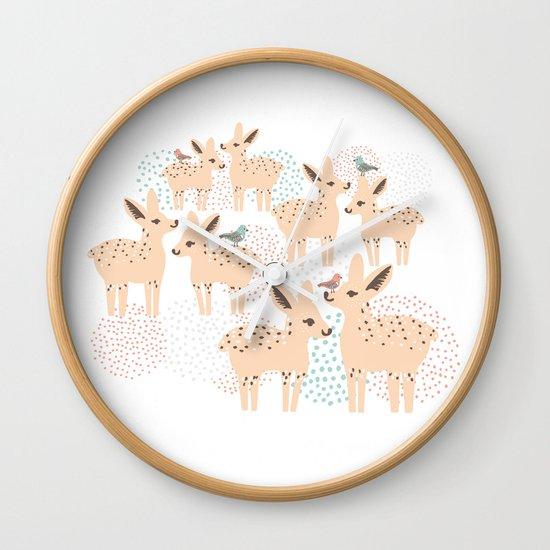 Titityy Wall Clock